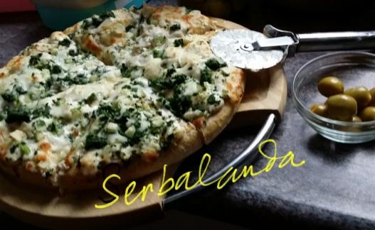 Pizza dari Almere