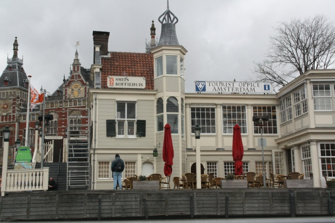 Info Turis Amsterdam