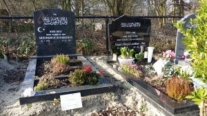 Makam Muslim di Almere