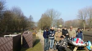 Tim Penggali Kubur, Pemakaman Muslim di Belanda, Ar Raza, Pemakaman Abadi di Belanda