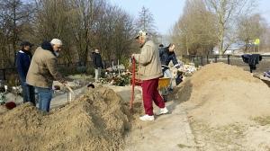 Pemakaman Muslim di Belanda, Almere Pemakaman, Pemakaman abadi di Belanda, Orang Islam Meninggal di Belanda.