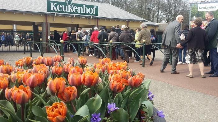 Keukenhof Taman Tulip Belanda