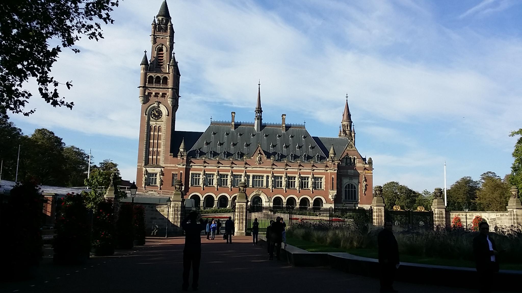 Mahkamah Internasional Den Haag