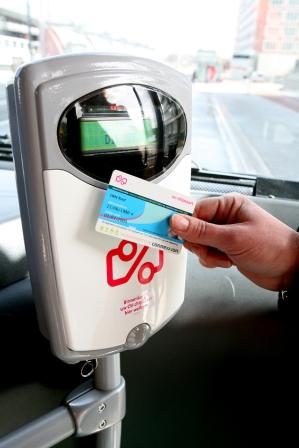 OV-chipkaart-inchecken