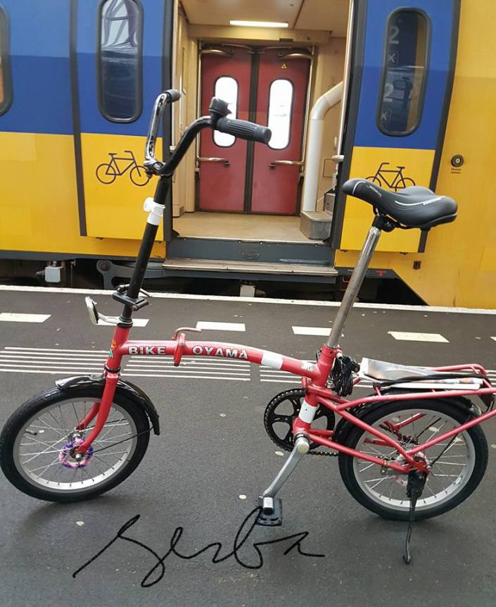 SepedaKereta
