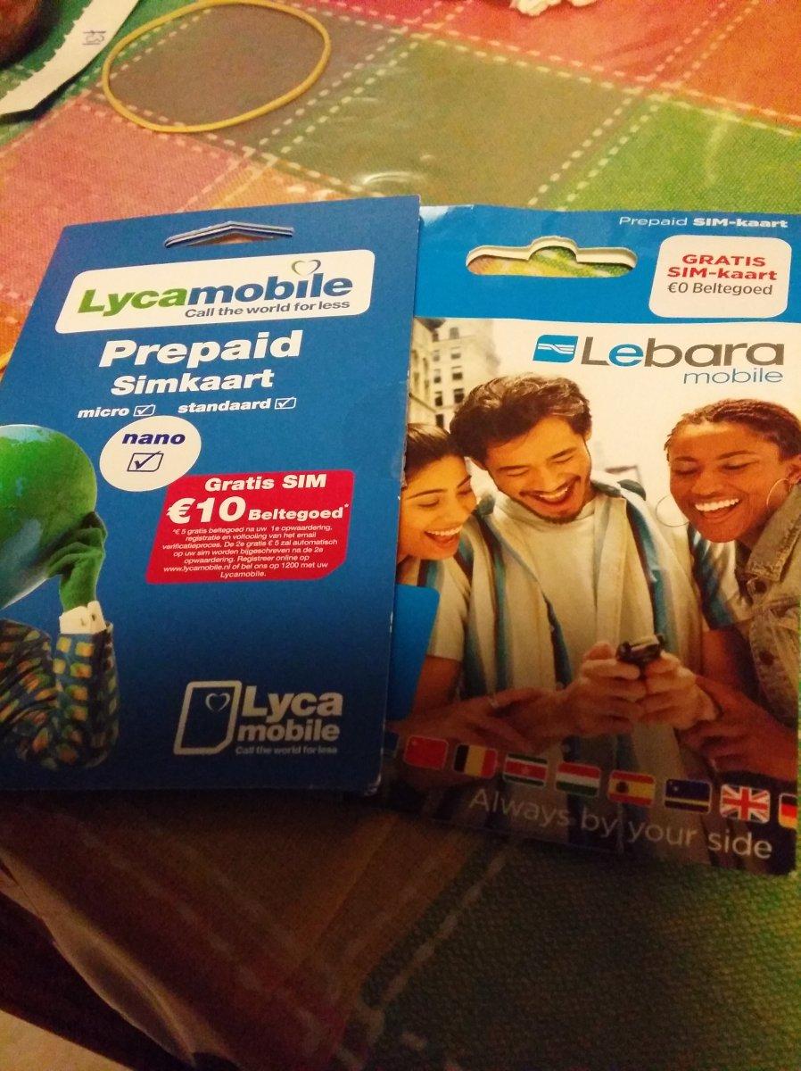 Sim Card Mudah & Murah di Belanda
