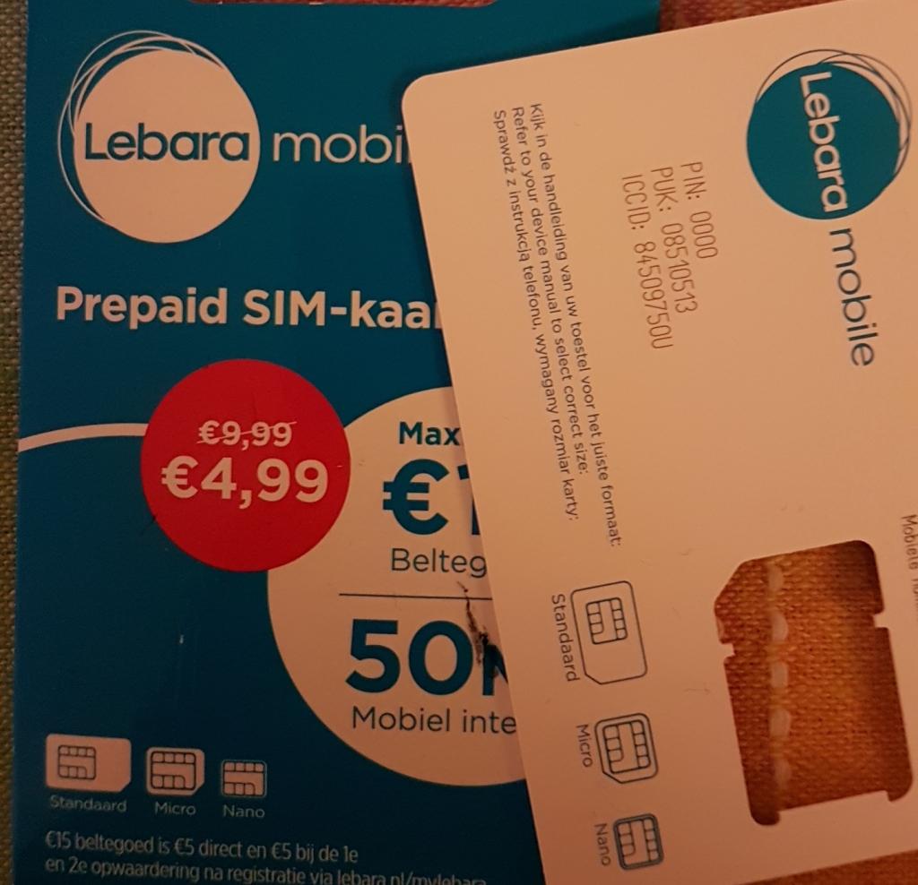 Sim Card Belanda, Lebara, Data Internet, Beli Sim Card Belanda, Aman Berinternet.