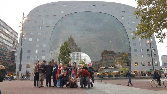 Markthal, Istana Kuliner, Wisata di Rotterdam, Serbalanda
