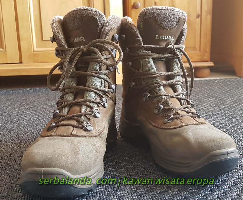 Sepatu Booth Musim Dingiin, Kaki Tahan Dingin
