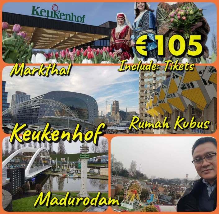 Madurodam_Keukenhof