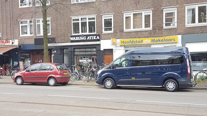Van Besar, Sewa Van di Belanda. Mencari Transportasi di Belanda, Antar Jemput Hotel Bandara, Taksi Terpercaya di Belanda
