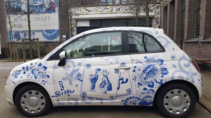 Keramik Khas Belanda. Blue Delft, Keramik Oleh-Oleh dari Belanda. Delft adalah kota pelajar. Kendaraan umum di Belanda, Liburan Murah di Belanda