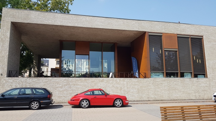 Museum Schengen di Luksemburg, Wisata di Luxemburg