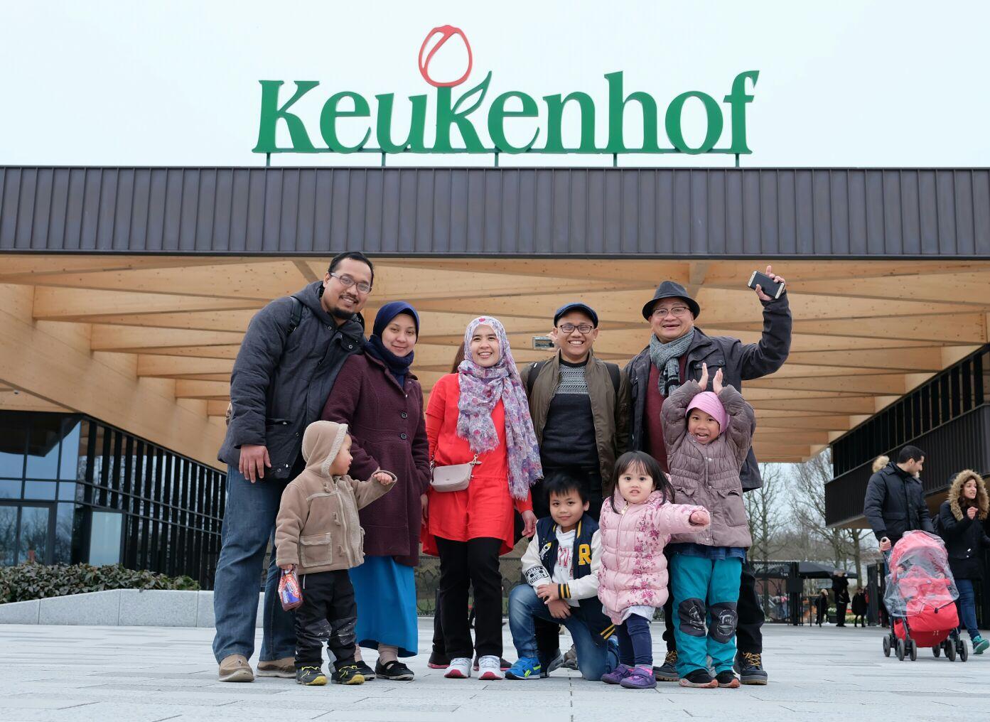 Keukenhof, Taman Tulip, Belanda, Taman Bunga, Wisata Taman Bunga, Serbalanda Tour, Tour Belanda