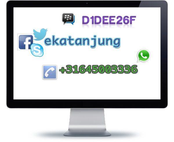 Menghubungi Eka Tanjung dari Serbalanda. Wisata di Belanda.