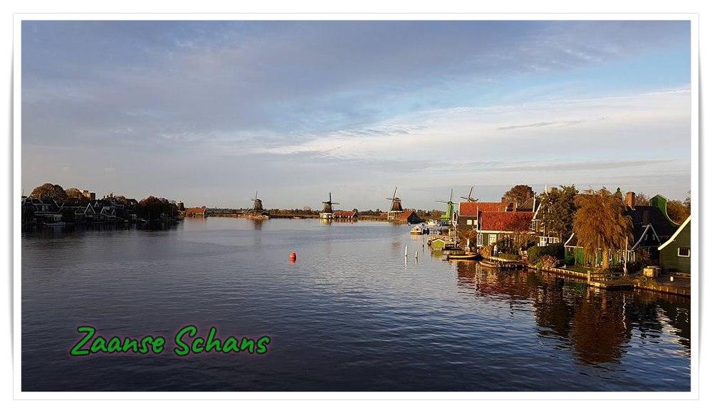Zaanse Schans, Kincir Angin, Wind Mollen, Wisata Belanda, Serbalanda, Serbalanda Tour