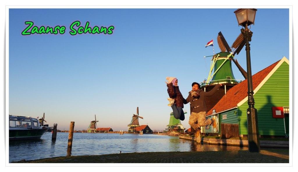 Wisata Bersahabat Belanda. Orang Indonesia Pemandu Wisata di Belanda dan Eropa. Spot-spot Menarik di Belanda.