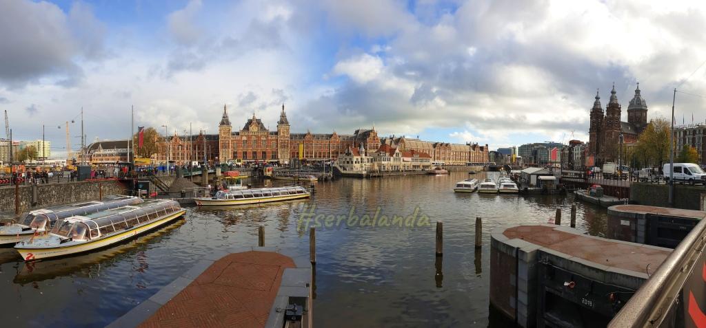 Wisata Transit di Amsterdam Belanda, Transit Tour dari Airport Schiphol Amsterdam, Wisata Sejenak di Belanda.